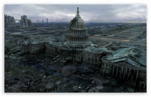 Fallout 3 Capitol Building HD wallpaper for Wide 16:10 5:3 Widescreen WHXGA WQXGA WUXGA WXGA WGA ; HD 16:9 High Definition WQHD QWXGA 1080p 900p 720p QHD nHD ; UHD 16:9 WQHD QWXGA 1080p 900p 720p QHD nHD ; Standard 4:3 5:4 3:2 Fullscreen UXGA XGA SVGA QSXGA SXGA DVGA HVGA HQVGA devices ( Apple PowerBook G4 iPhone 4 3G 3GS iPod Touch ) ; Tablet 1:1 ; iPad 1/2/Mini ; Mobile 4:3 5:3 3:2 16:9 5:4 - UXGA XGA SVGA WGA DVGA HVGA HQVGA devices ( Apple PowerBook G4 iPhone 4 3G 3GS iPod Touch ) WQHD QWXGA 1080p 900p 720p QHD nHD QSXGA SXGA ; Dual 16:10 5:3 16:9 4:3 5:4 WHXGA WQXGA WUXGA WXGA WGA WQHD QWXGA 1080p 900p 720p QHD nHD UXGA XGA SVGA QSXGA SXGA ;