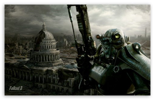 Fallout 3 4k hd desktop wallpaper for 4k ultra hd tv wide download fallout 3 hd wallpaper thecheapjerseys Gallery