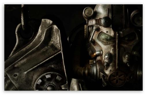Download Fallout 4 Paladin HD Wallpaper