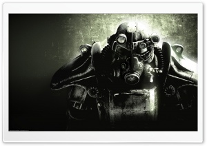 Fallout 3 HD Wide Wallpaper for Widescreen