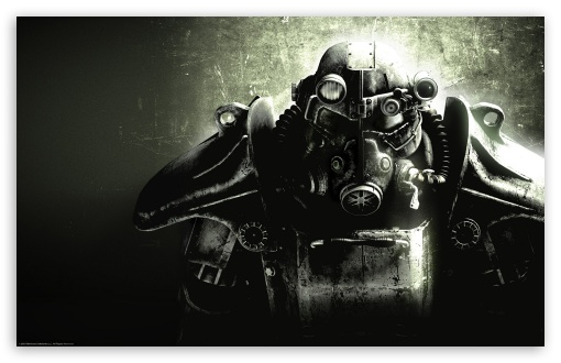 Download Fallout 3 HD Wallpaper