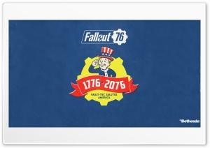 Fallout 76 Ultra HD Wallpaper for 4K UHD Widescreen desktop, tablet & smartphone