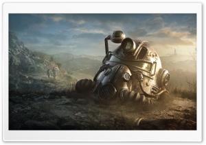 Fallout 76 video game E3 2018 HD Wide Wallpaper for 4K UHD Widescreen desktop & smartphone