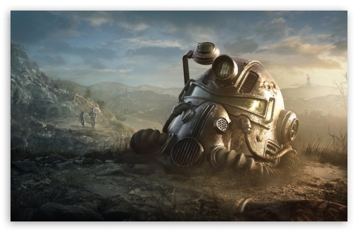 Download Fallout 76 video game E3 2018 HD Wallpaper