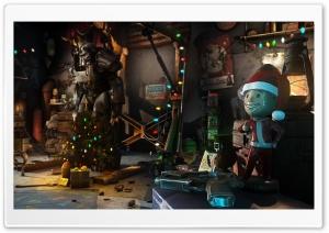 Fallout Christmas Ultra HD Wallpaper for 4K UHD Widescreen desktop, tablet & smartphone
