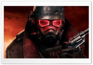 Fallout New Vegas HD Wide Wallpaper for Widescreen