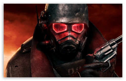 Fallout New Vegas HD wallpaper for Standard 4:3 5:4 Fullscreen UXGA XGA SVGA QSXGA SXGA ; Wide 16:10 5:3 Widescreen WHXGA WQXGA WUXGA WXGA WGA ; HD 16:9 High Definition WQHD QWXGA 1080p 900p 720p QHD nHD ; Other 3:2 DVGA HVGA HQVGA devices ( Apple PowerBook G4 iPhone 4 3G 3GS iPod Touch ) ; Mobile VGA WVGA iPhone iPad PSP Phone - VGA QVGA Smartphone ( PocketPC GPS iPod Zune BlackBerry HTC Samsung LG Nokia Eten Asus ) WVGA WQVGA Smartphone ( HTC Samsung Sony Ericsson LG Vertu MIO ) HVGA Smartphone ( Apple iPhone iPod BlackBerry HTC Samsung Nokia ) Sony PSP Zune HD Zen ;