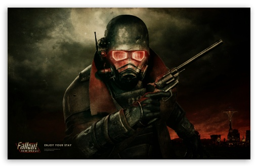 Download Fallout New Vegas HD Wallpaper
