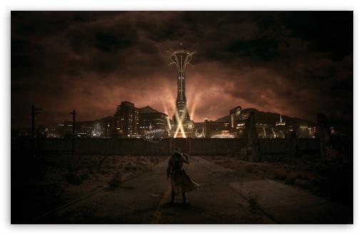 Download Fallout New Vegas HD Wallpaper