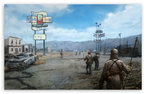 Fallout New Vegas Concept Art HD wallpaper for Wide 16:10 5:3 Widescreen WHXGA WQXGA WUXGA WXGA WGA ; HD 16:9 High Definition WQHD QWXGA 1080p 900p 720p QHD nHD ; UHD 16:9 WQHD QWXGA 1080p 900p 720p QHD nHD ; Standard 4:3 5:4 3:2 Fullscreen UXGA XGA SVGA QSXGA SXGA DVGA HVGA HQVGA devices ( Apple PowerBook G4 iPhone 4 3G 3GS iPod Touch ) ; Tablet 1:1 ; iPad 1/2/Mini ; Mobile 4:3 5:3 3:2 16:9 5:4 - UXGA XGA SVGA WGA DVGA HVGA HQVGA devices ( Apple PowerBook G4 iPhone 4 3G 3GS iPod Touch ) WQHD QWXGA 1080p 900p 720p QHD nHD QSXGA SXGA ; Dual 16:10 5:3 16:9 4:3 5:4 WHXGA WQXGA WUXGA WXGA WGA WQHD QWXGA 1080p 900p 720p QHD nHD UXGA XGA SVGA QSXGA SXGA ;