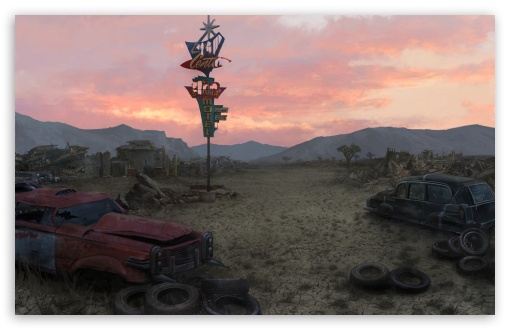 Fallout New Vegas Concept Art - Junkyard HD wallpaper for Wide 16:10 5:3 Widescreen WHXGA WQXGA WUXGA WXGA WGA ; HD 16:9 High Definition WQHD QWXGA 1080p 900p 720p QHD nHD ; Standard 4:3 5:4 3:2 Fullscreen UXGA XGA SVGA QSXGA SXGA DVGA HVGA HQVGA devices ( Apple PowerBook G4 iPhone 4 3G 3GS iPod Touch ) ; Tablet 1:1 ; iPad 1/2/Mini ; Mobile 4:3 5:3 3:2 16:9 5:4 - UXGA XGA SVGA WGA DVGA HVGA HQVGA devices ( Apple PowerBook G4 iPhone 4 3G 3GS iPod Touch ) WQHD QWXGA 1080p 900p 720p QHD nHD QSXGA SXGA ;