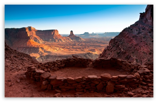False Kiva Stone Circle in Canyonlands National Park in Utah, United States ❤ 4K UHD Wallpaper for Wide 16:10 5:3 Widescreen WHXGA WQXGA WUXGA WXGA WGA ; 4K UHD 16:9 Ultra High Definition 2160p 1440p 1080p 900p 720p ; UHD 16:9 2160p 1440p 1080p 900p 720p ; Standard 4:3 5:4 3:2 Fullscreen UXGA XGA SVGA QSXGA SXGA DVGA HVGA HQVGA ( Apple PowerBook G4 iPhone 4 3G 3GS iPod Touch ) ; Tablet 1:1 ; iPad 1/2/Mini ; Mobile 4:3 5:3 3:2 16:9 5:4 - UXGA XGA SVGA WGA DVGA HVGA HQVGA ( Apple PowerBook G4 iPhone 4 3G 3GS iPod Touch ) 2160p 1440p 1080p 900p 720p QSXGA SXGA ; Dual 16:10 5:3 16:9 4:3 5:4 WHXGA WQXGA WUXGA WXGA WGA 2160p 1440p 1080p 900p 720p UXGA XGA SVGA QSXGA SXGA ;