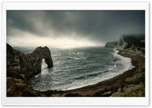 Famous Durdle Door HD Wide Wallpaper for Widescreen