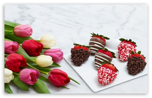 Fancy Strawberries Dipped In Chocolate ❤ 4K UHD Wallpaper for Wide 16:10 5:3 Widescreen WHXGA WQXGA WUXGA WXGA WGA ; 4K UHD 16:9 Ultra High Definition 2160p 1440p 1080p 900p 720p ; Standard 3:2 Fullscreen DVGA HVGA HQVGA ( Apple PowerBook G4 iPhone 4 3G 3GS iPod Touch ) ; Mobile 5:3 3:2 16:9 - WGA DVGA HVGA HQVGA ( Apple PowerBook G4 iPhone 4 3G 3GS iPod Touch ) 2160p 1440p 1080p 900p 720p ;