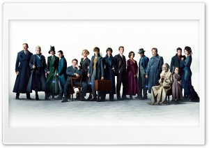Fantastic Beasts The Crimes...