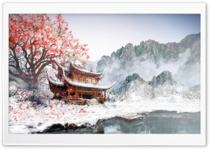 Fantastic China HD Wide Wallpaper for Widescreen