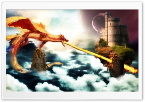 Fantasy HD Wide Wallpaper for Widescreen