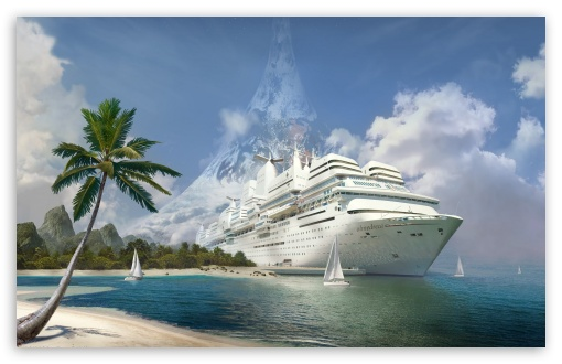 Fantasy Art Huge Yacht ❤ 4K UHD Wallpaper for Wide 16:10 5:3 Widescreen WHXGA WQXGA WUXGA WXGA WGA ; 4K UHD 16:9 Ultra High Definition 2160p 1440p 1080p 900p 720p ; Standard 4:3 5:4 3:2 Fullscreen UXGA XGA SVGA QSXGA SXGA DVGA HVGA HQVGA ( Apple PowerBook G4 iPhone 4 3G 3GS iPod Touch ) ; Tablet 1:1 ; iPad 1/2/Mini ; Mobile 4:3 5:3 3:2 16:9 5:4 - UXGA XGA SVGA WGA DVGA HVGA HQVGA ( Apple PowerBook G4 iPhone 4 3G 3GS iPod Touch ) 2160p 1440p 1080p 900p 720p QSXGA SXGA ;