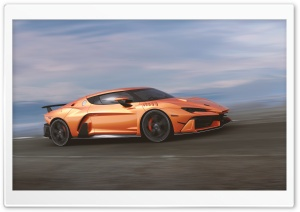Fantasy Car HD Wide Wallpaper for Widescreen