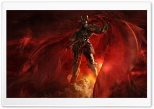 Fantasy Demon HD Wide Wallpaper for 4K UHD Widescreen desktop & smartphone