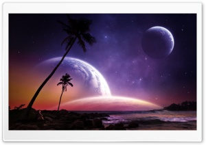 Fantasy Dream Ultra HD Wallpaper for 4K UHD Widescreen desktop, tablet & smartphone