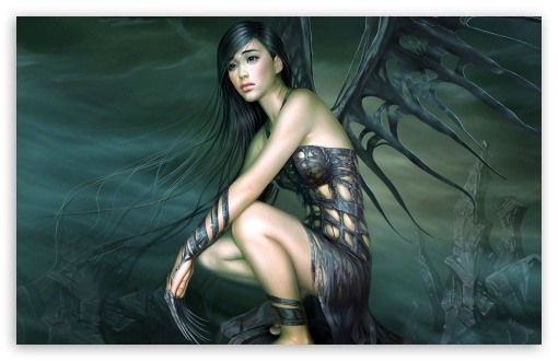 Fantasy Girl 3 HD wallpaper for Wide 16:10 5:3 Widescreen WHXGA WQXGA WUXGA WXGA WGA ; HD 16:9 High Definition WQHD QWXGA 1080p 900p 720p QHD nHD ; Standard 3:2 Fullscreen DVGA HVGA HQVGA devices ( Apple PowerBook G4 iPhone 4 3G 3GS iPod Touch ) ; Mobile 5:3 3:2 16:9 - WGA DVGA HVGA HQVGA devices ( Apple PowerBook G4 iPhone 4 3G 3GS iPod Touch ) WQHD QWXGA 1080p 900p 720p QHD nHD ;