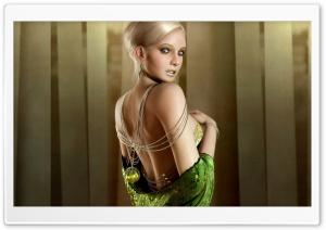 Fantasy Girl 52 HD Wide Wallpaper for 4K UHD Widescreen desktop & smartphone