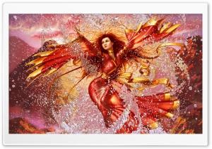 Fantasy Girl 67 HD Wide Wallpaper for 4K UHD Widescreen desktop & smartphone