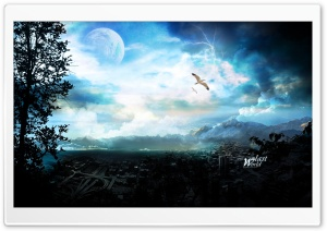 Fantasy Lands 41 HD Wide Wallpaper for Widescreen