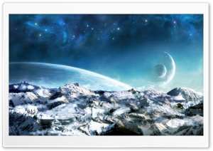Fantasy Landscapes HD Wide Wallpaper for Widescreen