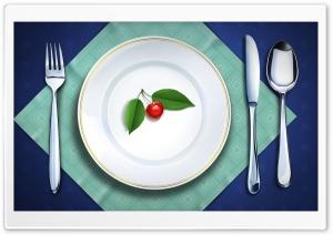 Fantasy Plate Ultra HD Wallpaper for 4K UHD Widescreen desktop, tablet & smartphone