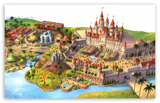 Fantasyland HD wallpaper for Wide 16:10 5:3 Widescreen WHXGA WQXGA WUXGA WXGA WGA ; HD 16:9 High Definition WQHD QWXGA 1080p 900p 720p QHD nHD ; Standard 4:3 5:4 3:2 Fullscreen UXGA XGA SVGA QSXGA SXGA DVGA HVGA HQVGA devices ( Apple PowerBook G4 iPhone 4 3G 3GS iPod Touch ) ; iPad 1/2/Mini ; Mobile 4:3 5:3 3:2 16:9 5:4 - UXGA XGA SVGA WGA DVGA HVGA HQVGA devices ( Apple PowerBook G4 iPhone 4 3G 3GS iPod Touch ) WQHD QWXGA 1080p 900p 720p QHD nHD QSXGA SXGA ;