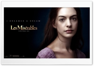 Fantine - Les Miserables 2012 HD Wide Wallpaper for Widescreen