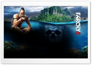 Far Cry 3 HD Wide Wallpaper for Widescreen