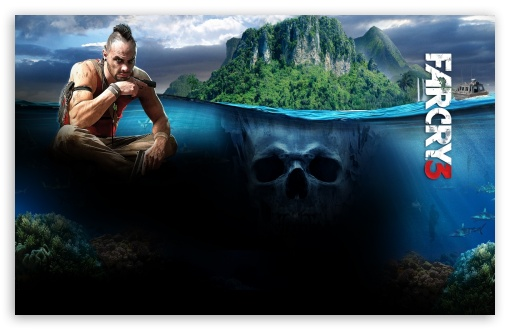Far Cry 3 HD wallpaper for Wide 16:10 5:3 Widescreen WHXGA WQXGA WUXGA WXGA WGA ; HD 16:9 High Definition WQHD QWXGA 1080p 900p 720p QHD nHD ; Standard 3:2 Fullscreen DVGA HVGA HQVGA devices ( Apple PowerBook G4 iPhone 4 3G 3GS iPod Touch ) ; Mobile 5:3 3:2 16:9 - WGA DVGA HVGA HQVGA devices ( Apple PowerBook G4 iPhone 4 3G 3GS iPod Touch ) WQHD QWXGA 1080p 900p 720p QHD nHD ;