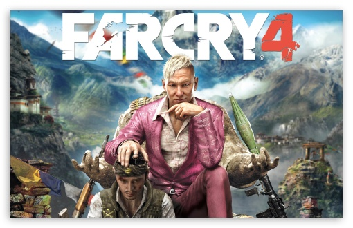 Far Cry 4 Ultra Hd Desktop Background Wallpaper For 4k Uhd Tv Multi Display Dual Monitor Tablet Smartphone