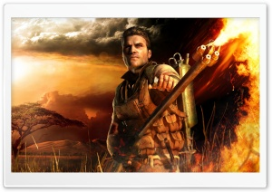 Far Cry 2 HD Wide Wallpaper for Widescreen