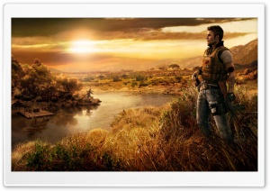 Far Cry 2 1 HD Wide Wallpaper for Widescreen