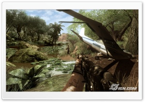 Far Cry 2 2 HD Wide Wallpaper for Widescreen