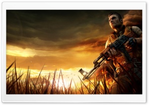 Far Cry 2 4 HD Wide Wallpaper for Widescreen