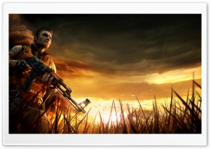 Far Cry 2 Concept Art HD Wide Wallpaper for Widescreen