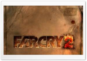 Far Cry 2 Game Fire HD Wide Wallpaper for Widescreen