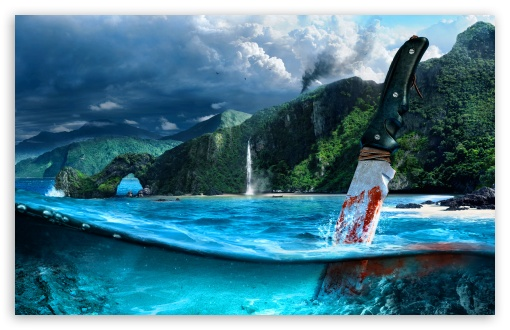 Far Cry 3 (2012 Video Game) HD wallpaper for Wide 16:10 5:3 Widescreen WHXGA WQXGA WUXGA WXGA WGA ; HD 16:9 High Definition WQHD QWXGA 1080p 900p 720p QHD nHD ; Standard 4:3 5:4 3:2 Fullscreen UXGA XGA SVGA QSXGA SXGA DVGA HVGA HQVGA devices ( Apple PowerBook G4 iPhone 4 3G 3GS iPod Touch ) ; Tablet 1:1 ; iPad 1/2/Mini ; Mobile 4:3 5:3 3:2 16:9 5:4 - UXGA XGA SVGA WGA DVGA HVGA HQVGA devices ( Apple PowerBook G4 iPhone 4 3G 3GS iPod Touch ) WQHD QWXGA 1080p 900p 720p QHD nHD QSXGA SXGA ;