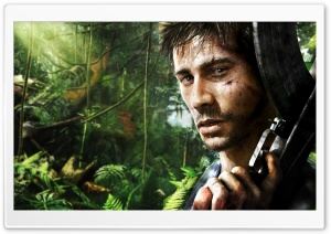 Far Cry 3 Jason HD Wide Wallpaper for Widescreen