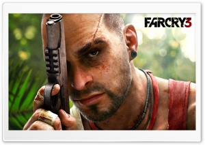 Far Cry 3 Mohawk HD Wide Wallpaper for Widescreen