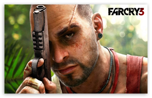 Far Cry 3 Mohawk HD wallpaper for Wide 16:10 5:3 Widescreen WHXGA WQXGA WUXGA WXGA WGA ; HD 16:9 High Definition WQHD QWXGA 1080p 900p 720p QHD nHD ; Other 3:2 DVGA HVGA HQVGA devices ( Apple PowerBook G4 iPhone 4 3G 3GS iPod Touch ) ; Mobile WVGA iPhone PSP - WVGA WQVGA Smartphone ( HTC Samsung Sony Ericsson LG Vertu MIO ) HVGA Smartphone ( Apple iPhone iPod BlackBerry HTC Samsung Nokia ) Sony PSP Zune HD Zen ;