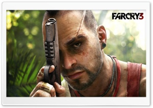 Far Cry 3 Mohawk HD Wide Wallpaper for 4K UHD Widescreen desktop & smartphone