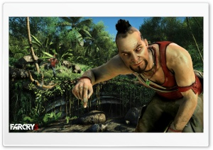 Far Cry 3 (Video Game) HD Wide Wallpaper for 4K UHD Widescreen desktop & smartphone