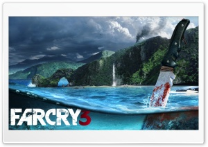 Far Cry 3 (Video Game) HD Wide Wallpaper for Widescreen