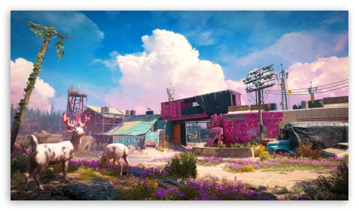 Far cry new dawn wallpaper